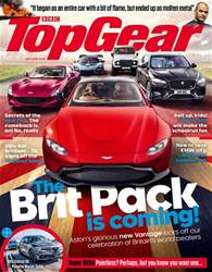 Top Gear issue May-18