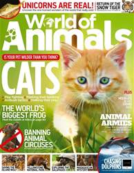 World of Animals issue Issue 58