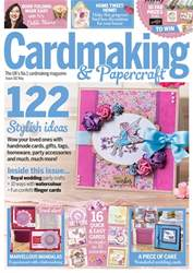 Cardmaking & Papercraft issue May 2018