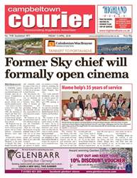 Campbeltown Courier issue 13/2018