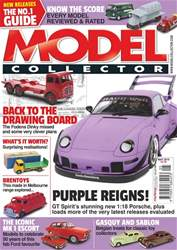 Model Collector issue May-18