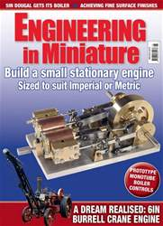 Engineering in Miniature issue May 2018