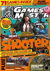 GamesMaster issue May 2018