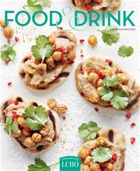 LCBO Food & Drink issue LCBO Food & Drink