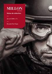 Classic Motorcycle Mechanics issue Million Belgique Motos de collection