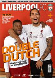 Liverpool FC Magazine issue May-18