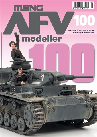 Meng AFV Modeller issue APR