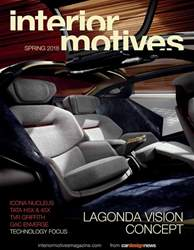Interior Motives issue Spring 2018
