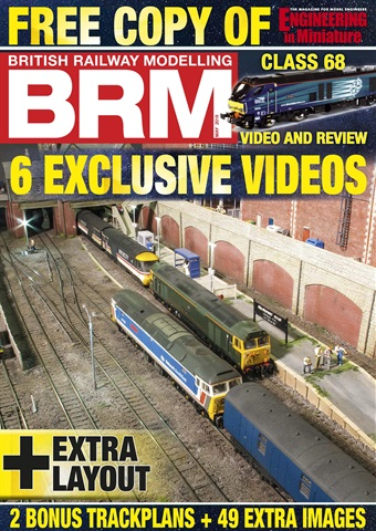 British Railway Modelling issue May 2018