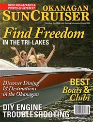 Suncruiser issue Okanagan 2018