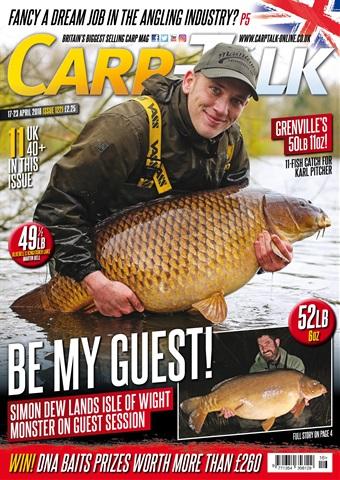 Carp-Talk issue 1221