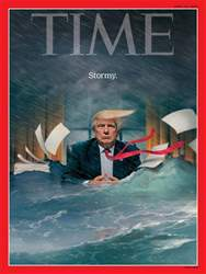 Time Magazine issue 23rd April 2018