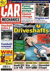 Car Mechanics issue May 2018
