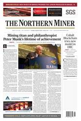 The Northern Miner issue Vol. 104 No. 8