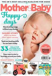 Mother & Baby issue May 2018