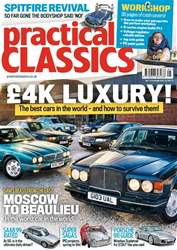 Practical Classics issue May 2018