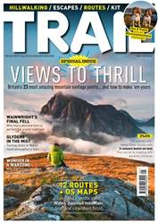 Trail issue May 2018