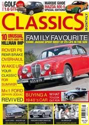 Classics Monthly issue May 2018