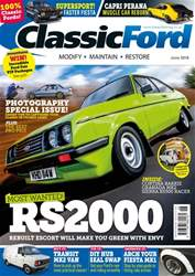 Classic Ford issue June 2018