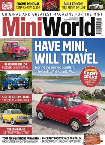 Mini World issue June 2018