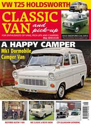 Classic Van & Pick-up issue May 2018