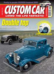Custom Car issue June 2018