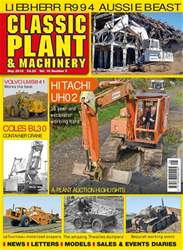 Classic Plant & Machinery issue May 2018