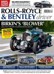Rolls-Royce & Bentley Driver issue Issue 5