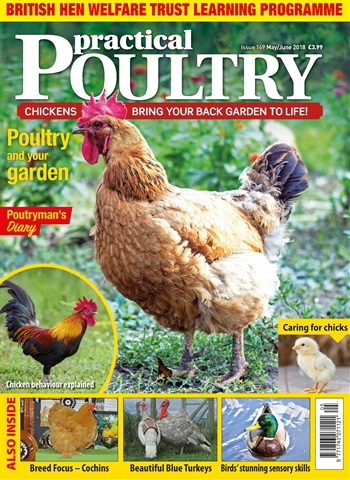 Practical Poultry issue May/June 2018