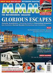 MMM magazine issue The Glorious Escapes June 2018 issue