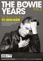 Classic Pop Presents issue Bowie Years Vol 2