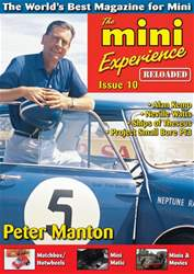 The Mini Experience issue Issue 10