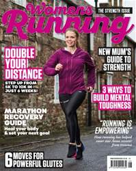 Women's Running issue June 2018
