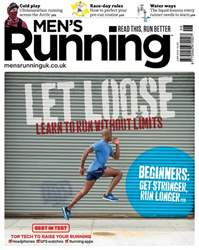 Men's Running issue June 2018