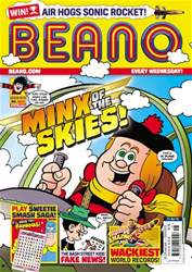 The Beano issue 21st April 2018