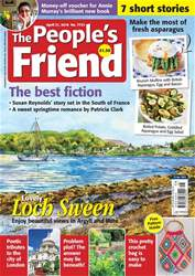 The People's Friend issue 21/04/2018