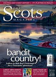 The Scots Magazine issue May 2018