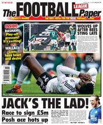The Football League Paper issue 15th April 2018