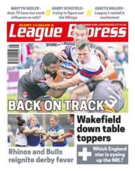 League Express issue 3117