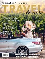 Signature Luxury Travel & Lifestyle issue Volume 29