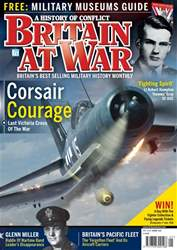 Britain at War Magazine issue  May 2018