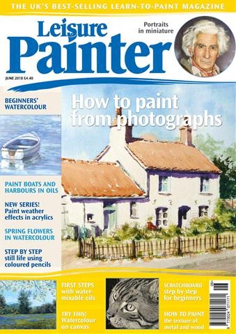 Leisure Painter issue Jun-18