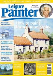 Leisure Painter issue Jun-18