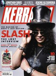 Kerrang issue 21/04/2018