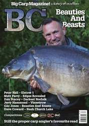Big Carp Magazine issue Big Carp 262