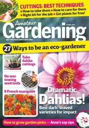 Amateur Gardening issue 21st April 2018