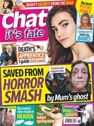 Chat Its Fate issue June 2018