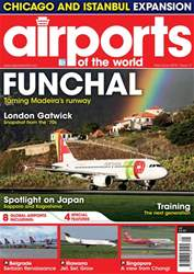Airports of the World issue Airports of the World