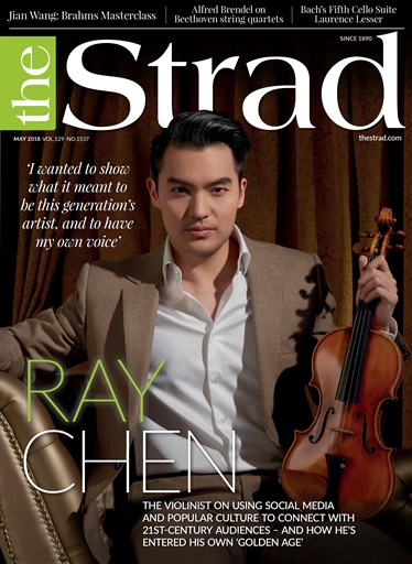 The Strad Preview