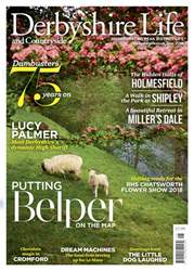 Derbyshire Life issue May-18